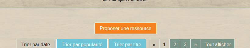 Bouton Proposer une ressource